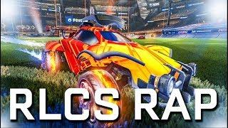 ROCKET LEAGUE RLCS RAP