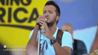 Download Roller Coaster (Soundcheck) - Luke Bryan - 8/8/14 - Good Morning America Mp3