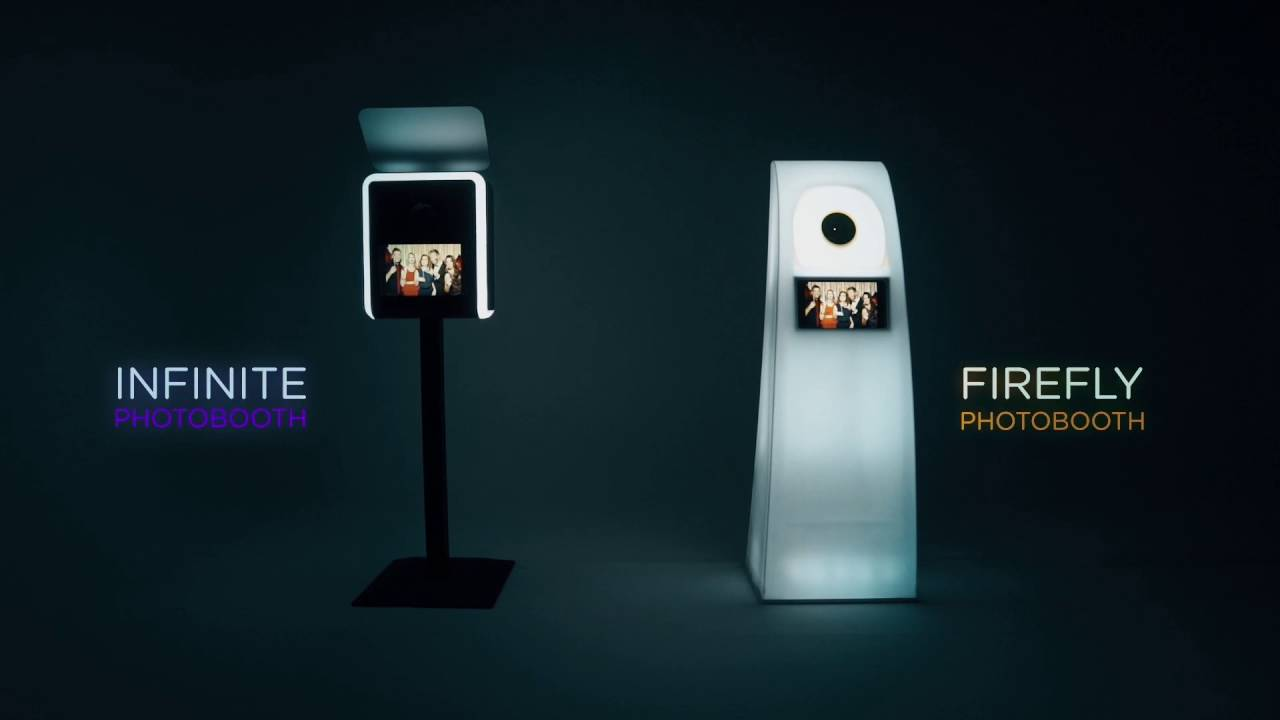 LOL Photo Booth Infinite & Firefly Photo Booth Technology