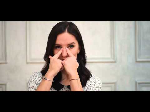 Facial muscles relaxation with Jenya Baglyk