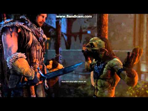 Middle Earth: Shadow Of Mordor - Meet Ratbag [HD]