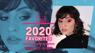My 2020 Favorites: Beauty & Lifestyle