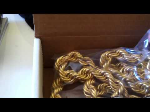 Unboxing my new bling-bling by KingIce