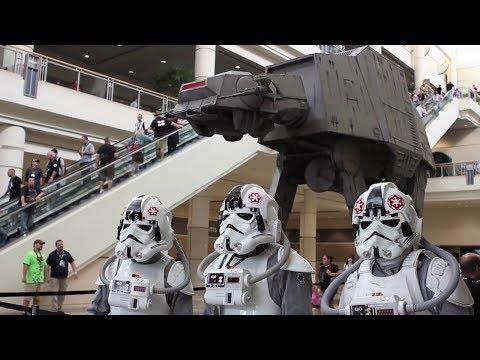 Star Wars CELEBRATION VI in HD!