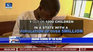 Jigawa School For The Blind Wants More Enrollment Of Pupils