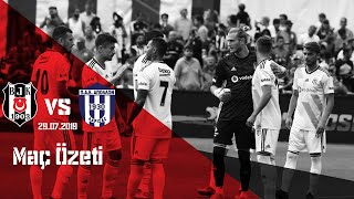 Beşiktaş:0 Apollon Larisas:0 Hazırlık Maçı Özeti 📹⚽ | Beşiktaş JK