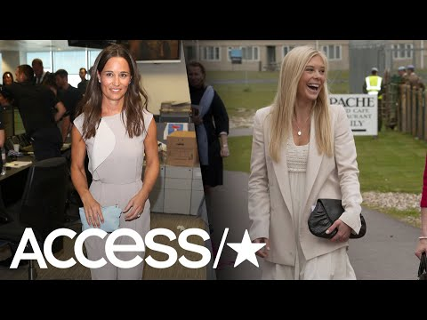 Pippa Middleton & Chelsy Davy Reportedly Not Invited To Royal Reception   Access