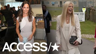 Pippa Middleton & Chelsy Davy Reportedly Not Invited To Royal Reception | Access