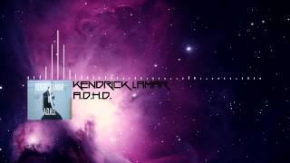 Kendrick Lamar - A.D.H.D. [Bass Boosted] [HD]