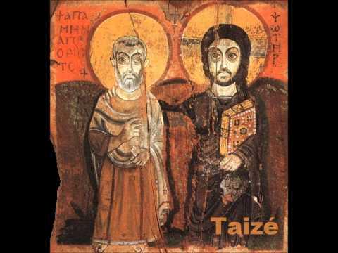 Taizé - Chant Noël