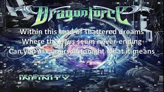 Dragonforce - Land Of Shattered Dreams (Lyrics) Mp3