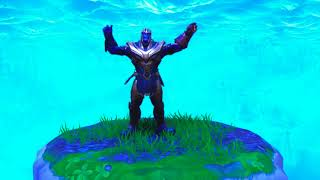 Thanos Does Fortnite Dances (Freestyle, Breaking , Electro Shuffle and more)