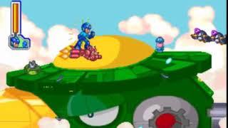 Mega Man 8 ( Türkçe ) bölüm 2: Tengu Man