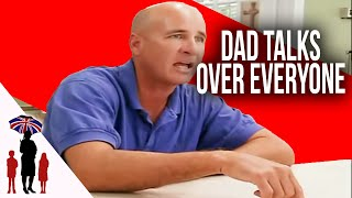Dad Loses His Cool With Jo Frost | Supernanny USA