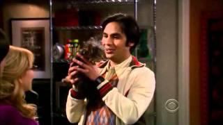 Big Bang Theory Rajs Man Purse