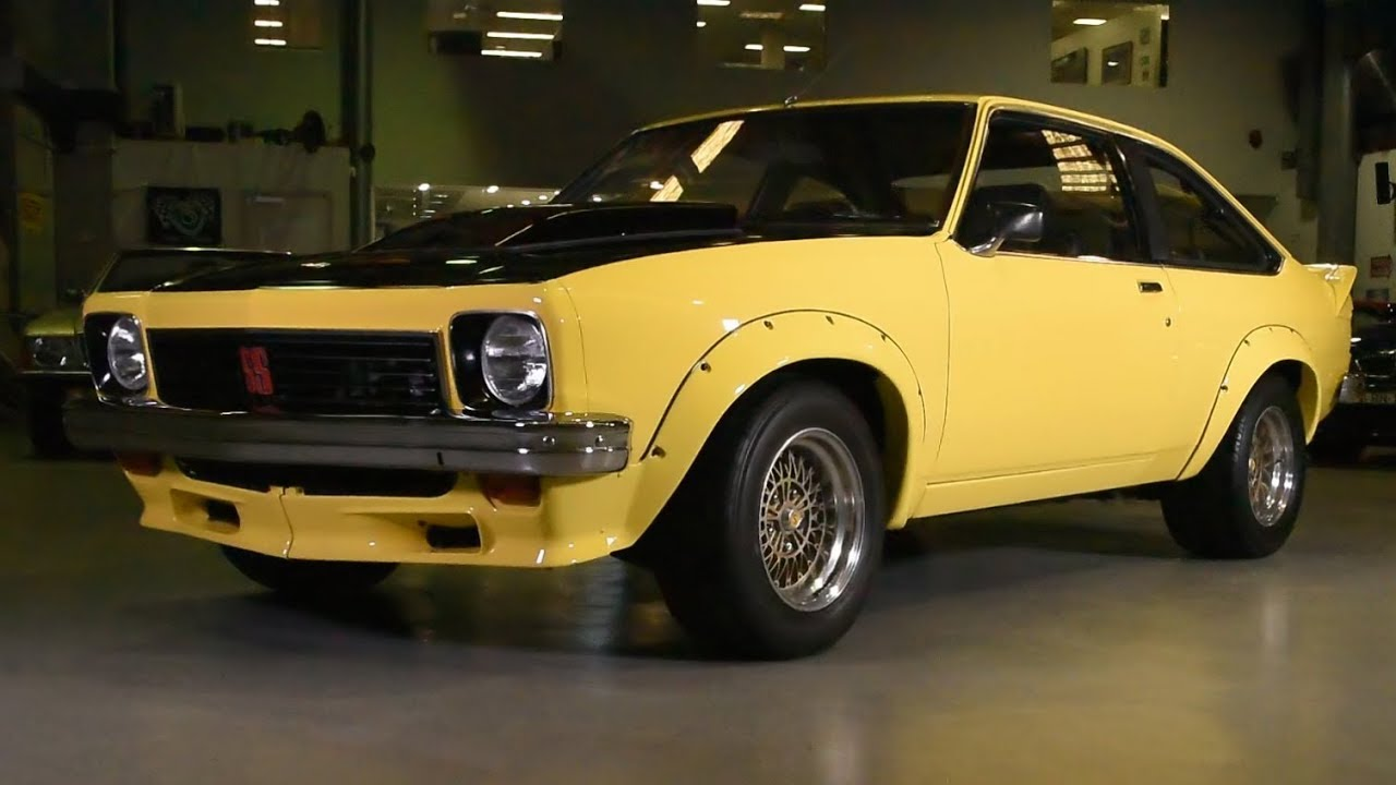 1977 Holden LX Torana A9X Hatchback - 2018 Shannons Sydney Autumn Classic Auction