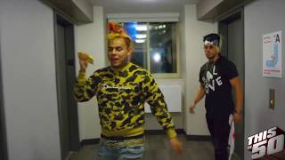 Enzo Runs Up on 6ix9ine in New York Get The Strap