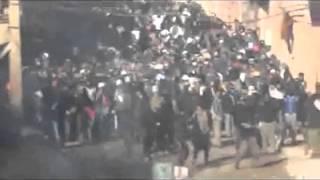 Repeat youtube video هجوم العصابات الاباضية على السكان المالكية في شعبة ولاية غرداية