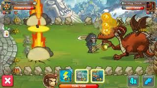 Little Empire : The Magic Dragon Dorck one shot