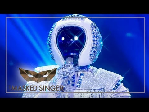 The masked singer astronaut