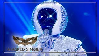 Fields Of Gold - Sting | Astronaut Performance Finale | The Masked Singer | ProSieben
