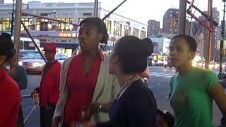 Over FaceBook Females Fighting On Streets OF NEWYork TrapGuruDvD /RoadModel