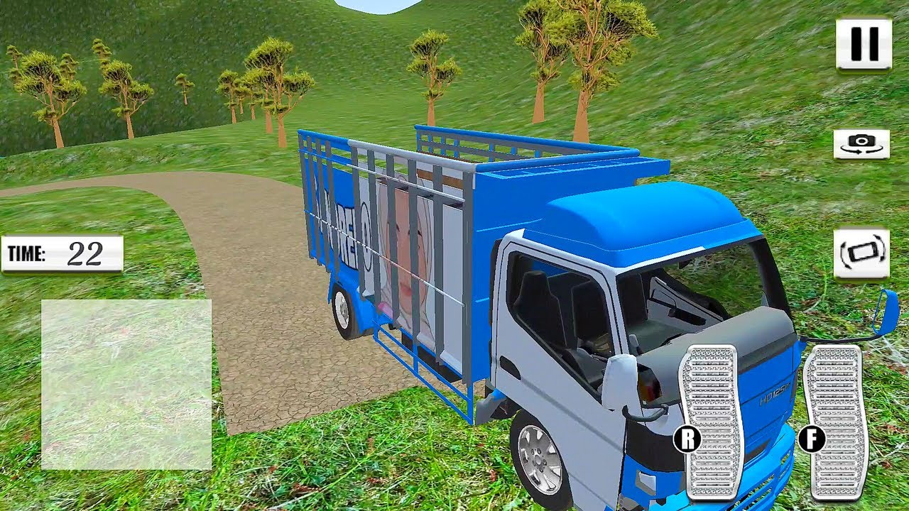 Truck Oleng Simulator Indonesia 2 - Android Gameplay