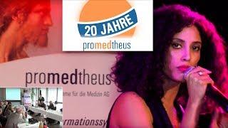 Promedtheus 20 Jahre – Workshop & Abendveranstaltung –Impressionen (uncutted)