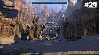 The Elder Scrolls Online Прохождение #24: Вилка и посох Шеогората