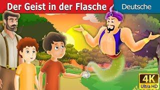 Der Geist in der Flasche | Gute Nacht Geschichte | Märchen | Geschichte | Deutsche Märchen