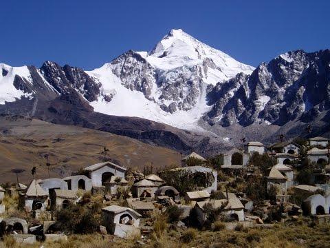 Huayna Potosi, 6088m, Bolívia. Em 2 dias com aclimatação final em Chacaltaya