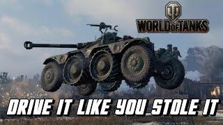 World of Tanks - Drive It Like You Stole It