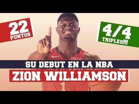 el-debut-de-zion-williamson-en-la-nba