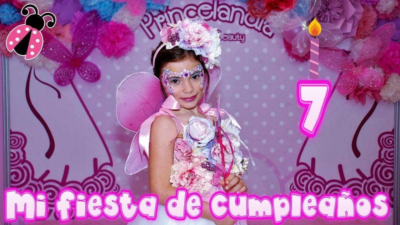 Mi Fiesta De Cumpleaños De Hadas Y Piratas En Princelandia Alicante Los Juguetes De Arantxa Youtube