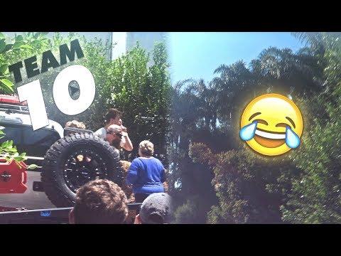My Trip to LA vlog  | Pranks, Supercar Sunday, Jake Paul's house, Skateboarding