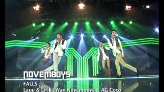 TV9 Promo - Pop Krew Lagu Baru Novemboys, Fall