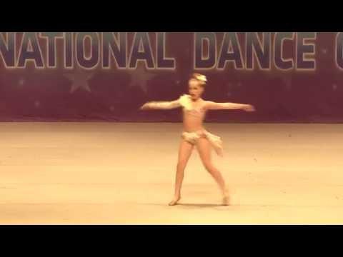 'Wild Horses' Kaylan Lowe - D3 Dance Studio 2015