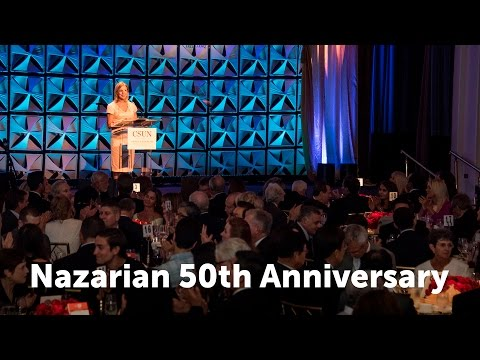 CSUN David Nazarian College of Business and Economics 50th Anniversary Gala
