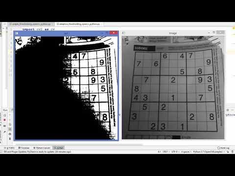 opencv-python-tutorial-for-beginners-15---adaptive-thresholding