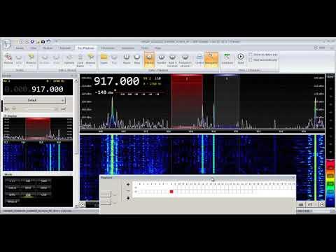 917 kHz Nigeria Radio Gotel Yola 20180225 2206Z
