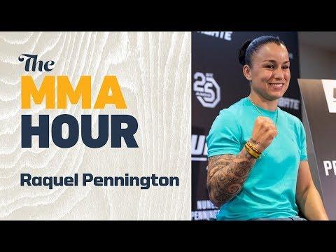 Raquel Pennington Opens Up About Coach's Decision To Not Stop UFC 224 Fight Against Amanda Nunes