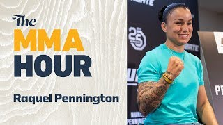 Raquel Pennington Opens Up About Coach's Decision To Not Stop UFC 224 Fight Against Amanda Nunes