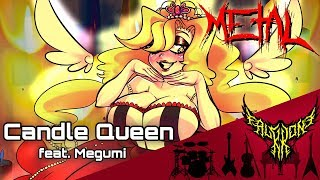Candle Queen (feat. Megumi) 【Intense Symphonic Metal Cover】