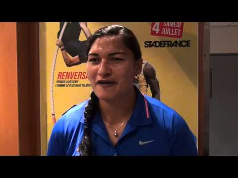 My goal is to win the Diamond League series again says Valerie Adams
