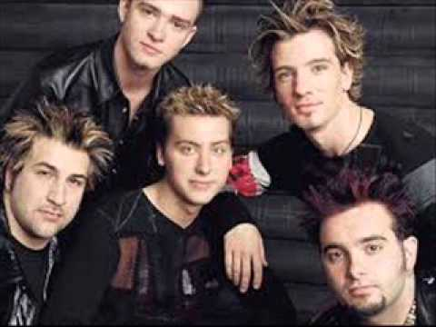 NSYNC That Girl (Will Never Be Mine) Chipmunk