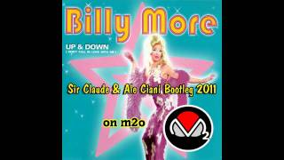Billy More - Up & Down (Sir Claude & Ale Ciani Bootleg 2011) on m2o
