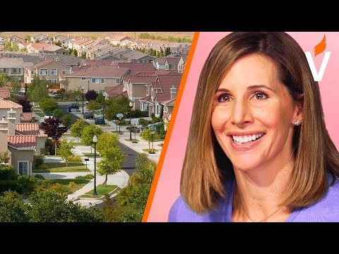 Why America is leaving the suburbs | Author Leigh Gallagher