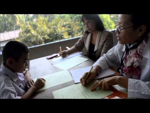 ประเมินการอ่านภาษาไทย ป. 3 โรงเรียนเทศบาลวัดท้ายตลาด