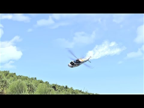 Kobe Bryant Helicopter Crash,How Did The Accident Happen,California Sikorsky S76 - [HD]