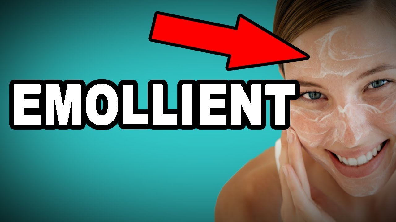 Learn English Words Emollient Meaning Vocabulary Lesson With
